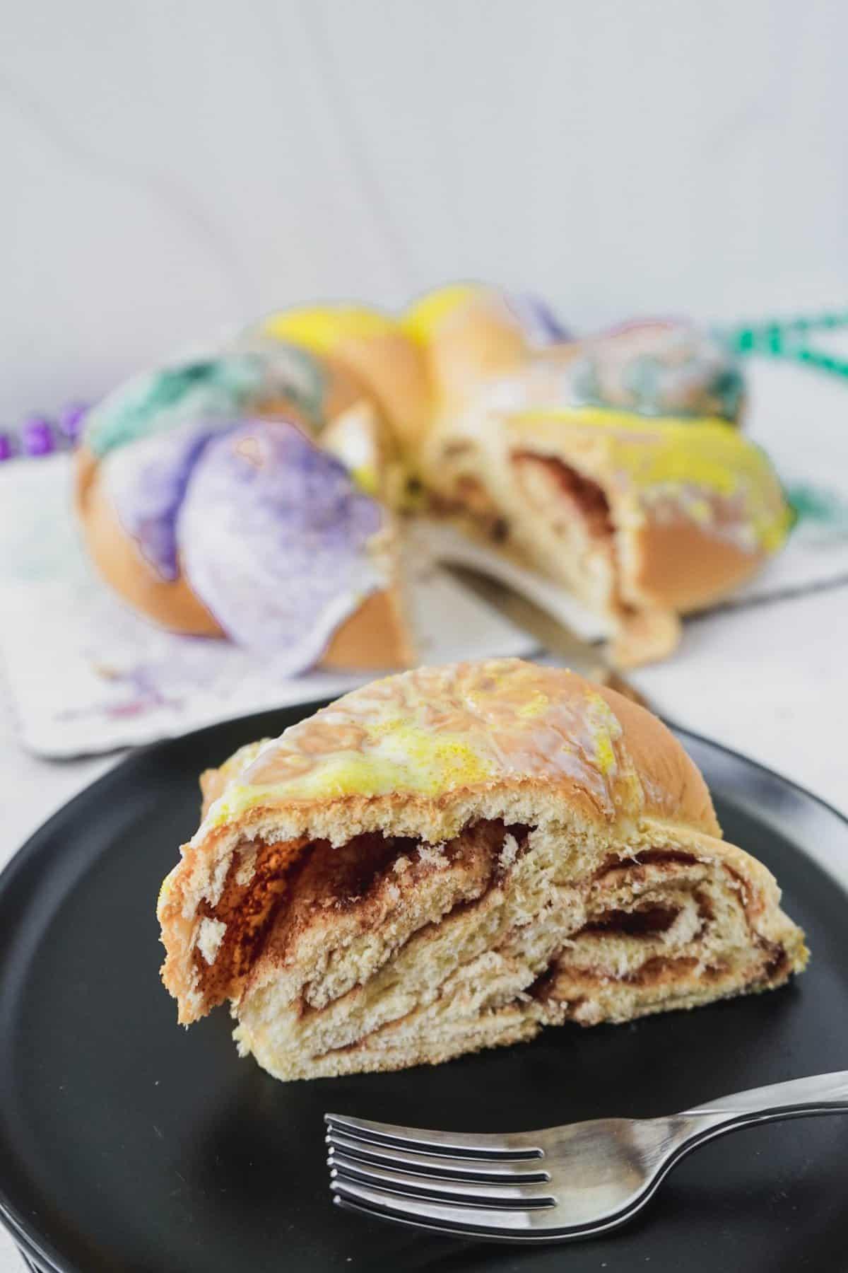 ambrosia bakery king cake